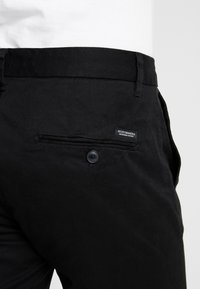 Scotch & Soda - MOTT CLASSIC SLIM FIT - Chinos - black - 5