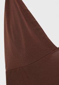 PULL&BEAR - Top - mottled brown - 5