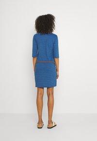 Ragwear - TANYA - Jersey dress - blue - 2