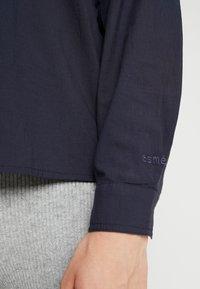 esmé studios - EMILIE - Button-down blouse - dark blue - 5