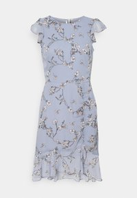 Nly by Nelly - RUCHED FLOUNCE DRESS - Juhlamekko - multi-coloured - 5