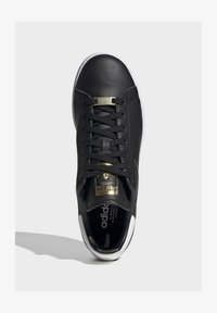 adidas Originals - STAN SMITH SHOES - Sneakersy niskie - black - 2