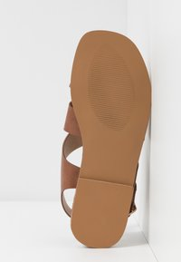 Glamorous Wide Fit - Sandals - tan - 6