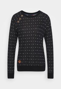 Ragwear - DARIA - Sweatshirt - navy - 0