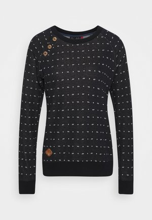 DARIA - Sweater - navy