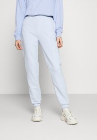 Gina Tricot - BASIC - Tracksuit bottoms - skyway - 0