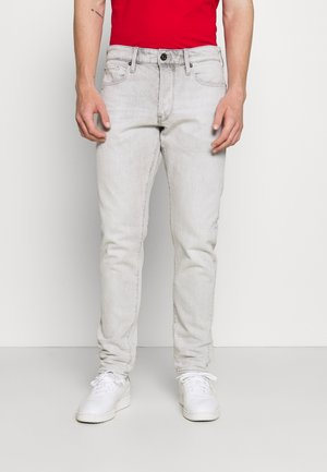 3301 SLIM - Jeans slim fit - otas black s denim /sun faded iron