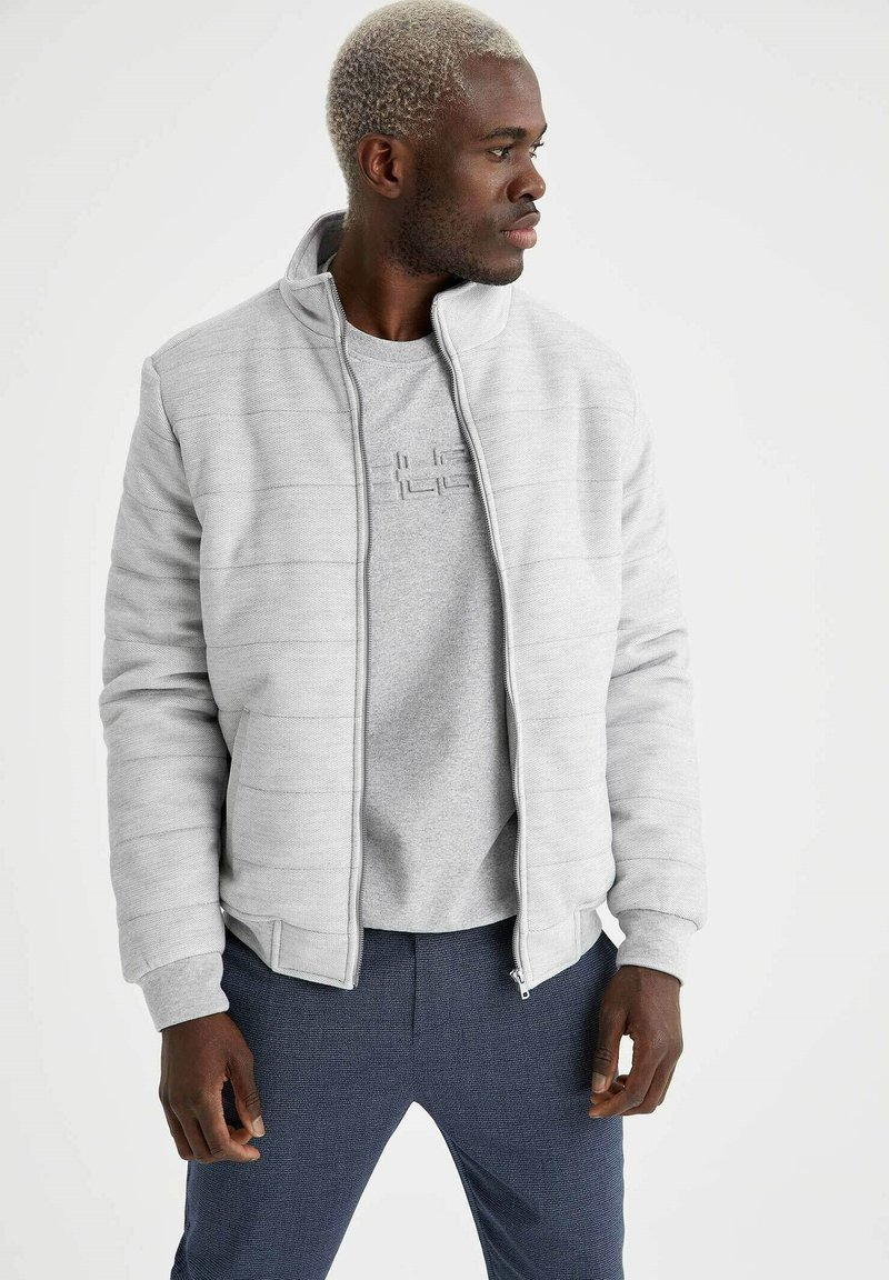 DeFacto - Light jacket - grey