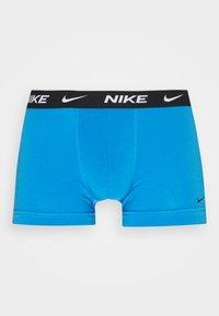 Nike Underwear - DAY STRETCH TRUNK 2 PACK - Underkläder - anthracite/blue - 1