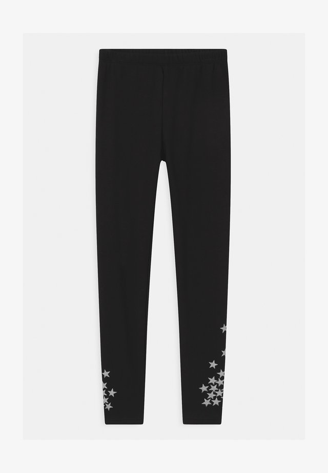 GIRL COZY - Leggings - Trousers - true black