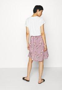Kaffe - KAMONA SKIRT - A-snit nederdel/ A-formede nederdele - candy pink - 2