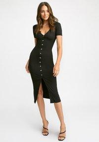 Kookai - Shift dress - z noir - 1