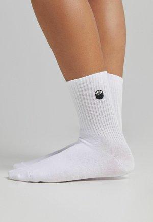 3-PACK - Socks - white