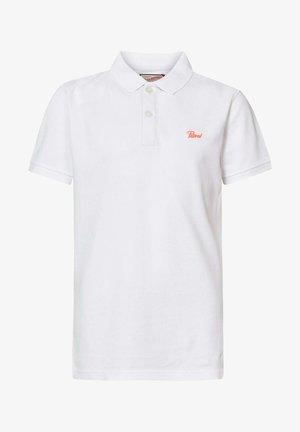 Poloshirts - bright white