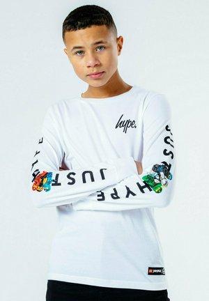 LEGO NINJAGO SQUAD LOGO - Long sleeved top - white
