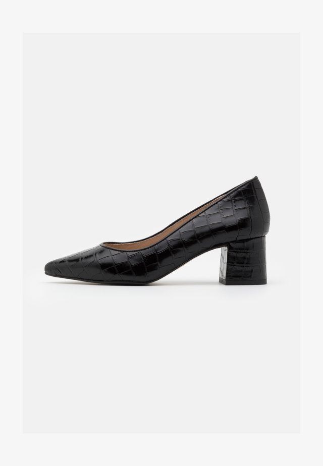 CULINA - Klassiske pumps - monterrey black