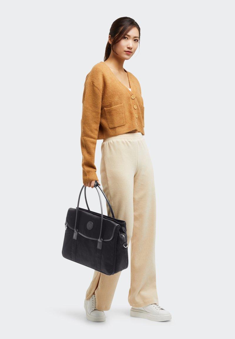 Kipling - SUPERWORKER - Laptop bag - rich black