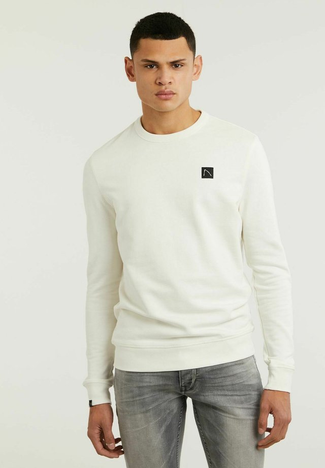 TOBY - Sweater - white