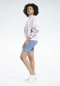 Reebok Classic - Fleece jumper - pink - 6