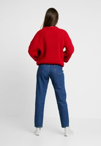Gina Tricot - DAGNY HIGHWAIST - Jeans Relaxed Fit - true blue - 2