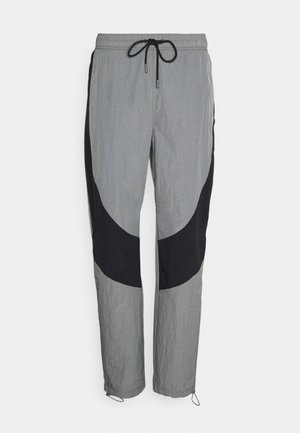 Tracksuit bottoms - smoke grey/black/(black)
