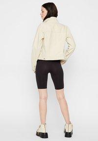 Pieces - Denim jacket - almond oil - 2