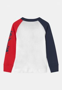 Levi's® - MICKEY MOUSE RAGLAN UNISEX - Long sleeved top - white - 1