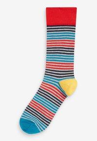 Next - Pack of: 5  - Socks - blue - 3