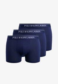 Polo Ralph Lauren - POUCH TRUNKS 3 PACK - Culotte - navy - 4