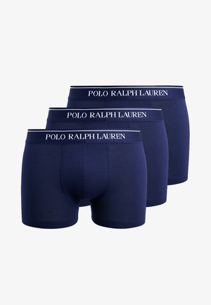 POUCH TRUNKS 3 PACK - Shorty - navy