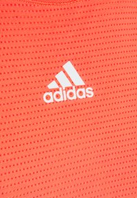adidas Performance - TEE - T-shirts med print - signal pink - 2