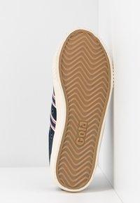 Gola - TENNIS MARK COX SELVEDGE - Sneakersy niskie - navy/indigo - 6