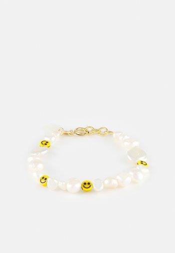 DUDE BRACELET - Bracelet - white