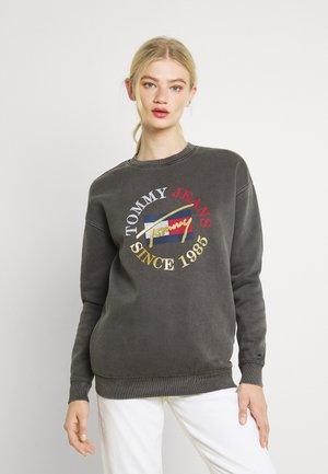 VINTAGE CREW - Sweatshirt - black