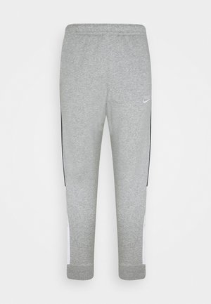 Pantalon de survêtement - grey heather/black/white