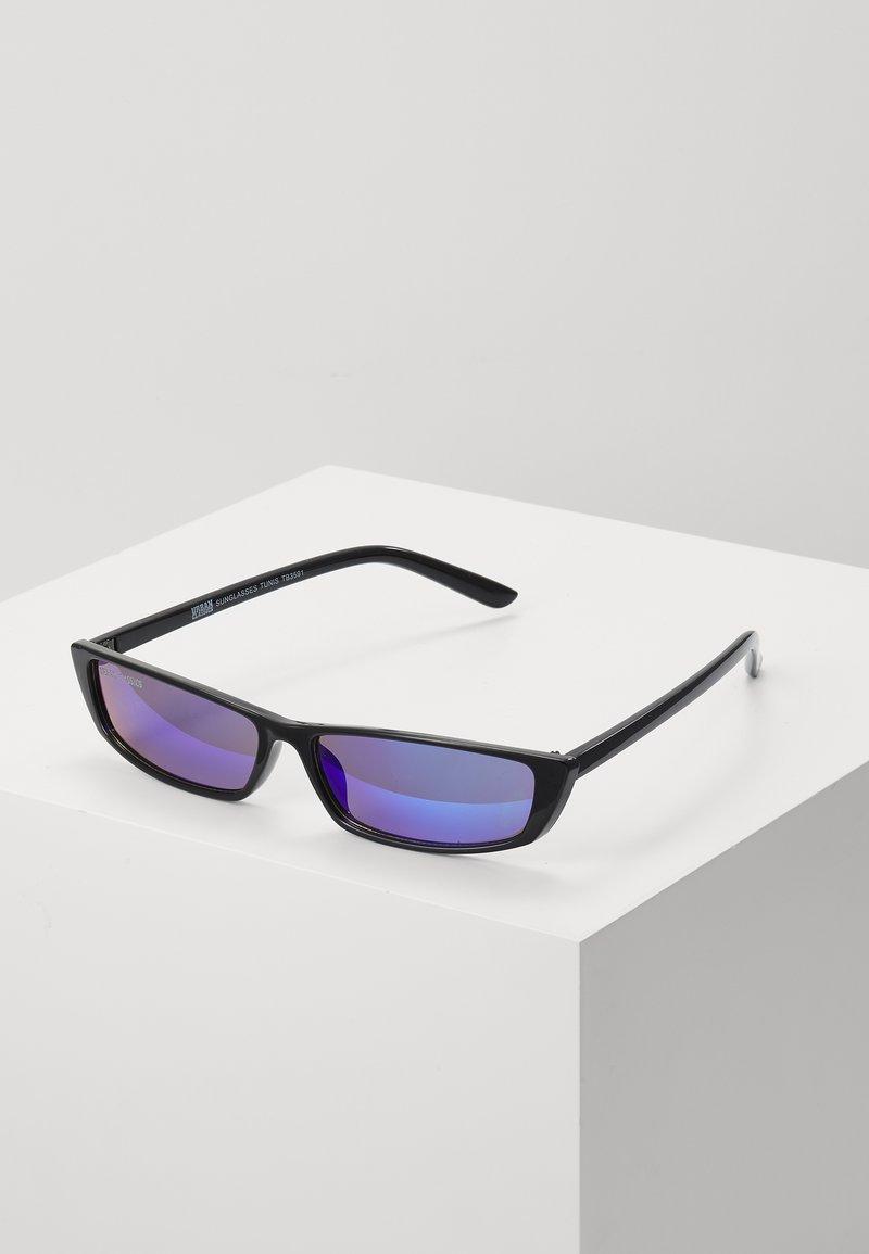 Urban Classics - SUNGLASSES TUNIS - Sluneční brýle - black