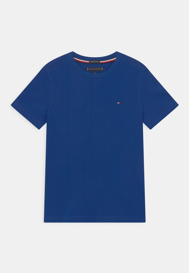 ESSENTIAL - T-shirt - bas - regal navy