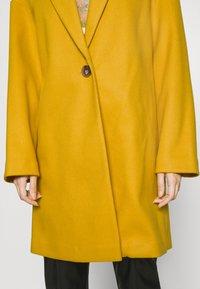 Topshop - Classic coat - mustard - 5