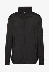 TACTICAL LIGHT JACKET - Summer jacket - black