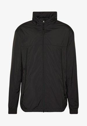 TACTICAL LIGHT JACKET - Lehká bunda - black