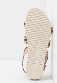 Tamaris - Sandals - copper - 6