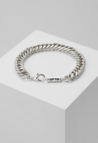 Wild For The Weekend - HEAVY LINK BRACELET - Náramek - silver-coloured - 3