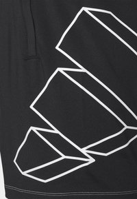 adidas Performance - HYPE SHORT - Sportovní kraťasy - black - 5