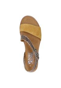 BOBS from Skechers - Wedge sandals - geel - 2