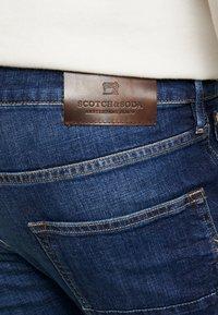Scotch & Soda - TYE - Jeans Tapered Fit - icon blauw - 4