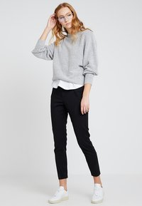 ONLY - ONLSTRIKE  - Trousers - black - 1