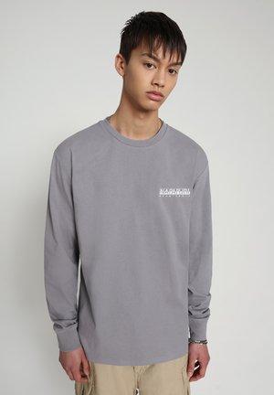 BEATNIK - Långärmad tröja - grey gull