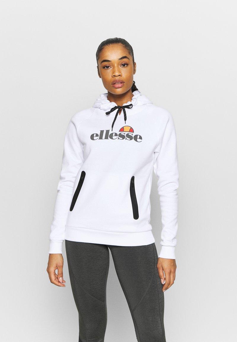 Ellesse - ARCILLE - Hoodie - white