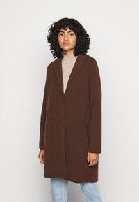 FTC Cashmere - Classic coat - brown - 1