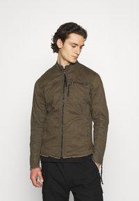Be Edgy - FORREST - Denim jacket - khaki - 2